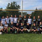 Fußballmannschaft Altherren