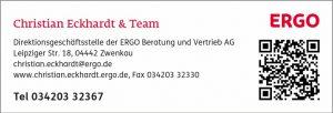 Sponsor Christian Eckhardt