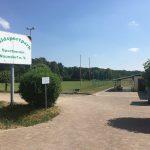 Wettkampf- und Trainingsplätze: Waldsportpark Naundorf