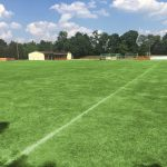 Wettkampf- und Trainingsplätze: Sportplatz Zschepplin